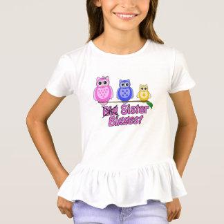Camiseta A irmã a mais grande