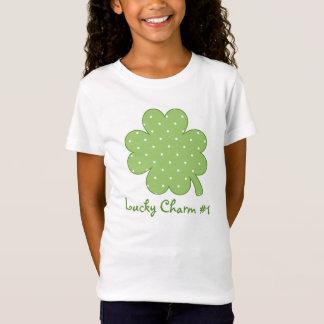 Camiseta A Irmã-Gravidez grande do encanto afortunado