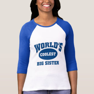 Camiseta A irmã mais velha a mais fresca