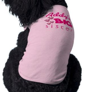 Camiseta A irmã mais velha de Addy