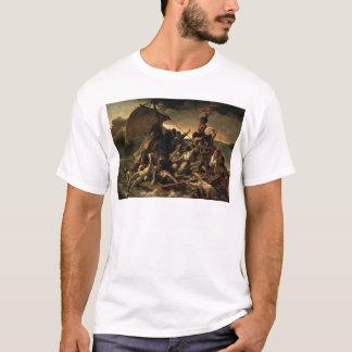 Camiseta A jangada da medusa - Géricault