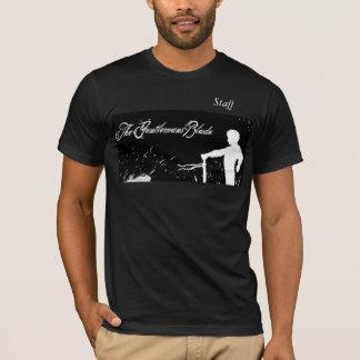 Camiseta A lâmina LE do cavalheiro