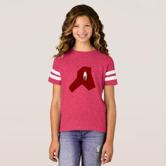 Camiseta A lâmpada vermelha estranha