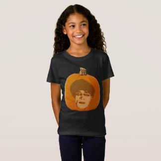 Camiseta A lanterna Caligari do o de Jack enfrenta, abóbora
