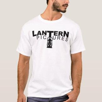 Camiseta A lanterna representa o logotipo para t-shirt