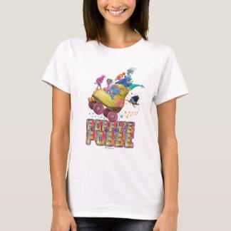 Camiseta A legião da papoila dos troll |