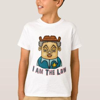 Camiseta A lei