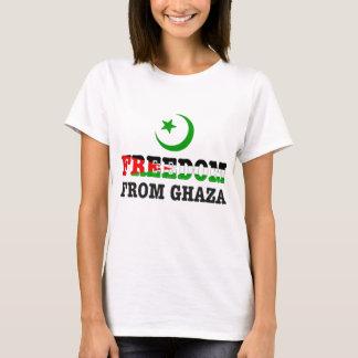 CAMISETA A LIBERDADE DE PALESTINA, PRAY PARA GAZA,