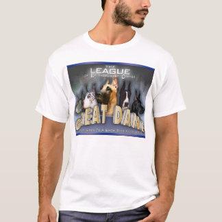 Camiseta A liga de caninos extraordinários