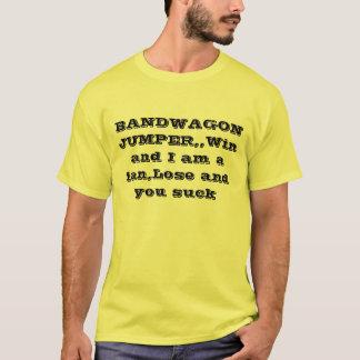 Camiseta A LIGAÇÃO EM PONTE do MOVIMENTO, a vitória e eu