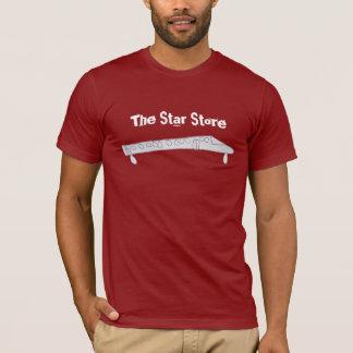 Camiseta A loja da estrela