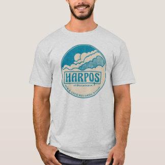 Camiseta A loja gravada nova e usada de Harpo