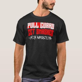 """Camiseta A luta da """"guarda da captura tração obtem"""" T"""