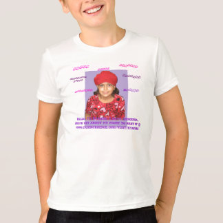Camiseta a luta dos kyarra