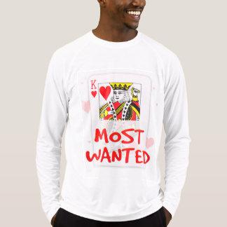 Camiseta A MAIORIA o Performanc cabido Esporte-Tek dos