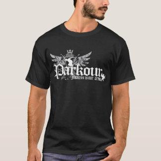 Camiseta A malhação é nossa armadura (o preto)
