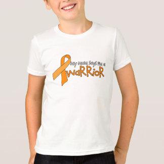 """Camiseta A """"mamã diz que eu sou T da leucemia dos miúdos de"""