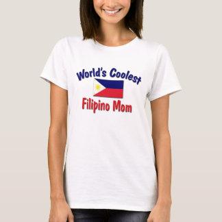 Camiseta A mamã filipina a mais fresca