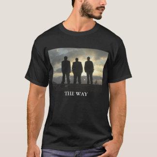 Camiseta A maneira