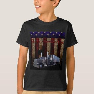 Camiseta A maneira americana