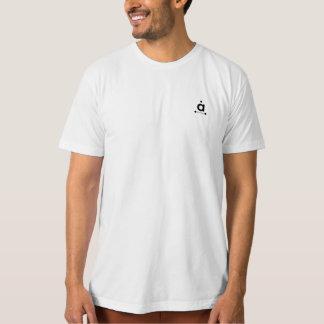 Camiseta a maneira do audiense! O t-shirt orgânico macio