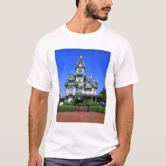 Camiseta A mansão de Carson em Eureka, Califórnia