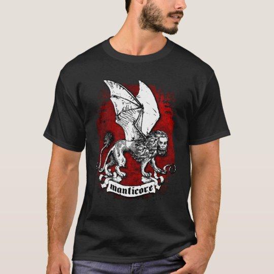 Camiseta A Manticora