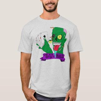 Camiseta A mão do homem inoperante