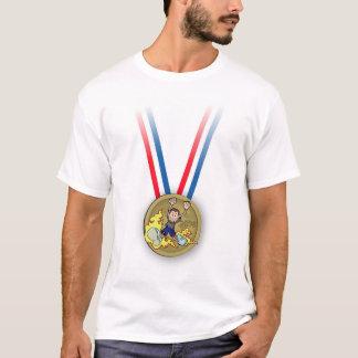 Camiseta A maratona de Scott