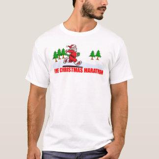 Camiseta A maratona do Natal