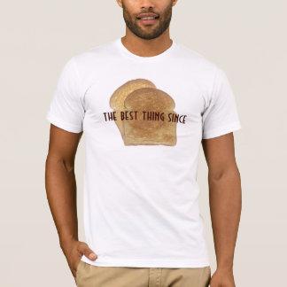 Camiseta A melhor coisa desde o pão cortado