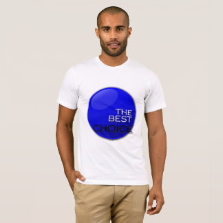 Camiseta A melhor escolha