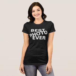 Camiseta A melhor foto nunca