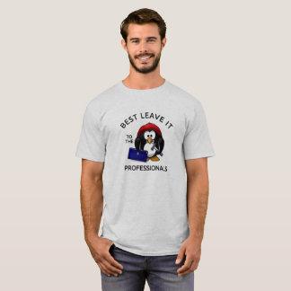 Camiseta A melhor licença ele ao Tshirt do trabalhador