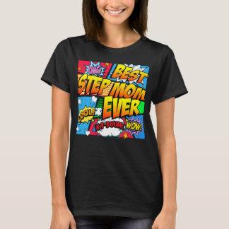 Camiseta A melhor mamã da etapa nunca