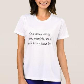 Camiseta A Menina que Roubava Livros
