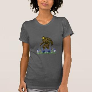 Camiseta A milha verde