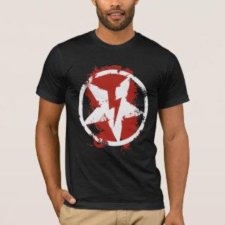 Camiseta A milícia do céu (afligida)