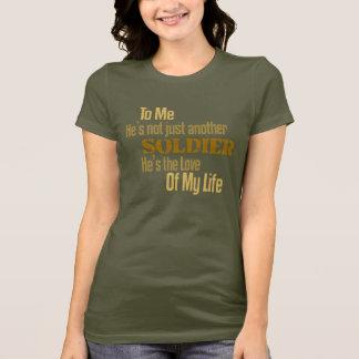 Camiseta A mim (soldado)