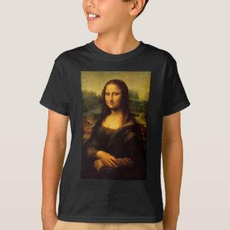 Camiseta A Mona Lisa por Leonardo da Vinci C. 1503-1505