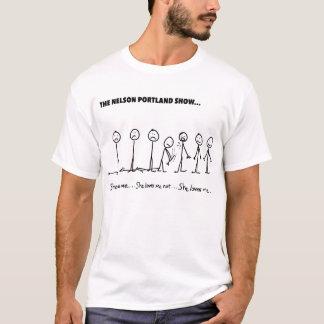 Camiseta A mostra de Nelson Portland