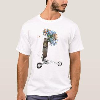 Camiseta A motocicleta do interruptor inversor da casa na
