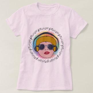 Camiseta A música do musa
