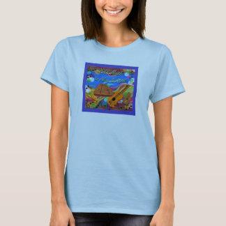 Camiseta A música folk é viva e boa