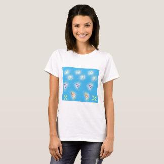 Camiseta A música nota o t-shirt