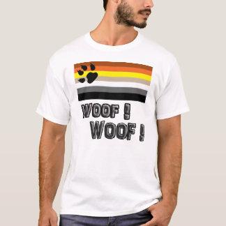 Camiseta A nação alegre do urso une-se