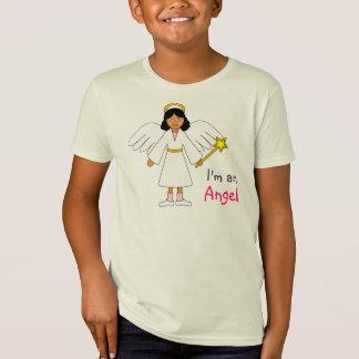 """Camiseta A natividade das crianças -- """"Eu sou design bonito"""