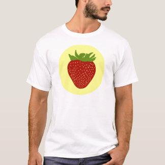 Camiseta a natureza abandona os objetos isolados