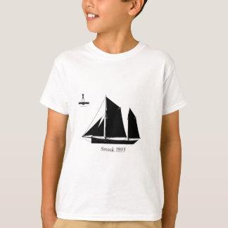 Camiseta a navigação 1893 smack - fernandes tony