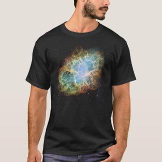 Camiseta A nebulosa de caranguejo, em uma t-camisa
